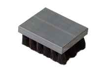 "HEADSTOP BRUSH/PVC BLOCK/2.5""L X 2""W X .365"" TALL"