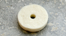 Felt Disc, Wire Guide