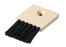 HOLD DOWN BRUSH 2.0 W x 1.63 L x .630 H