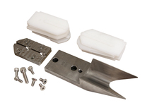 Akiles Diamond-6 or 7 Replacement Knife, Die, Plastic Pads Set