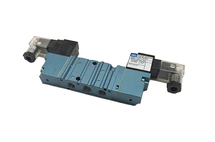 Double Solenoid, 3 Pos. Closed, Eastey