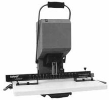 EBM-2.1 DRILL MACHINE TABLE TOP WITH E-Z GLIDE TABLE