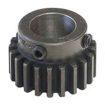 DRIVE GEAR W/O KEYWAY 21T 1-1/8 BORE