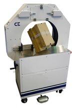 STRETCH FILM BANDER WITHOUT HEAT SEAL UNIT