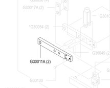 Adjuster Lever Assembly