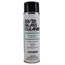 GLASS CLEANER 19oz. AEROSOL