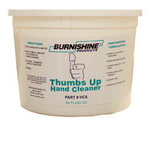 THUMBS UP HAND CLEANER (64oz. TUB)