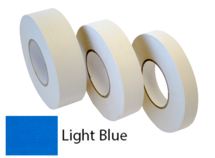 LIGHT BLUE BOOK BINDING TAPE