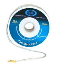 ANTI-STATIC FLEX CORD (82 FT)