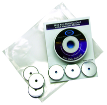"ANTI STATIC FLEXCORD KIT W/6 MAGNETS (32.5"")"
