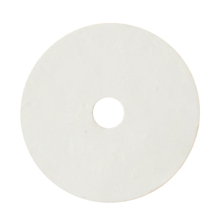 "White Disc 1/2mm Thick (.015"")"