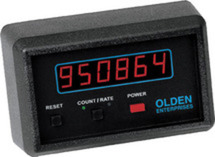 TOTAL COUNTER WITH SENSOR & MAGNETIC BASE MOUNT