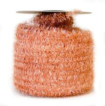 ANTI-STATIC COPPER TINSEL SPOOL 504 FT.