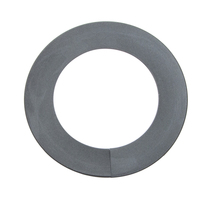 MALE SCORING DISC (BLACK) 30mm