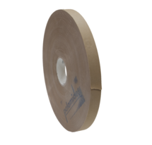 PAPER BANDING TAPE 28mm X 800m 12 ROLLS PER CASE BROWN