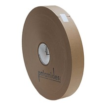 PAPER BANDING TAPE 48mm X 800m 7 ROLLS PER CASE BROWN