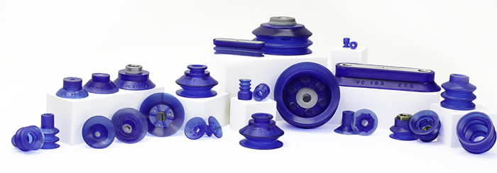 Selecting The Right Vacuum Cup For Your Application