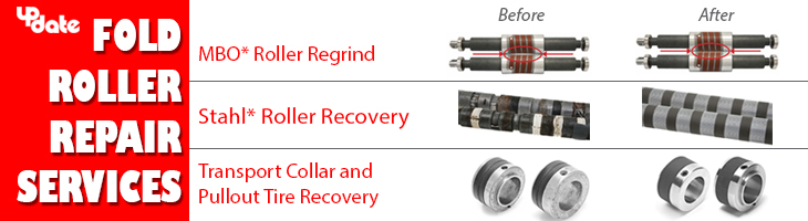 Fold Roller Repair Services