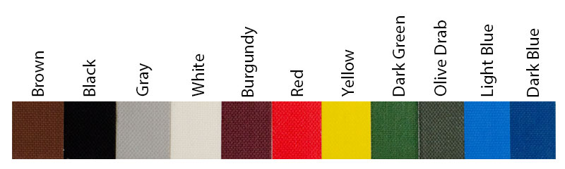 tape colors